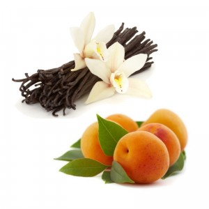 Abricot - Vanille