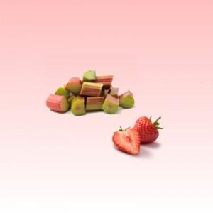 Fraise - Rhubarbe